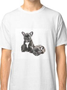 Two Frenchies Classic T-Shirt