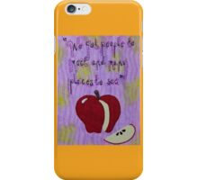 Pimpin' All Over The World iPhone Case/Skin