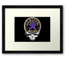 Grateful Dead Vector Framed Print