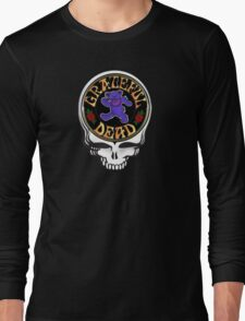 Grateful Dead Vector Long Sleeve T-Shirt