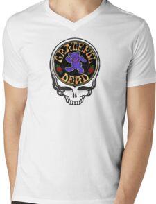 Grateful Dead Vector Mens V-Neck T-Shirt