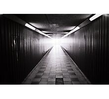 Blackfriars underpass Photographic Print
