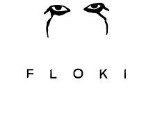 Floki minimal by Ben Rhys-Lewis