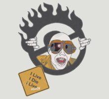 I Live, I Die, I Live Again by Shy-Guy