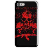Skulls & Guns iPhone Case/Skin