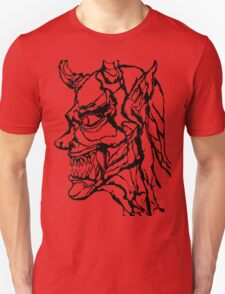 Male Hannya T-Shirt