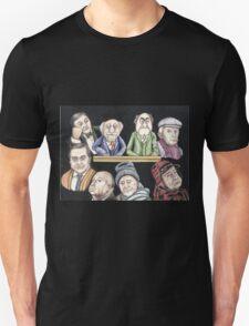 Grumpy old Men Unisex T-Shirt