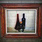 Bottles  by MindsImage
