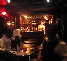 Cabaret Bar by Danny Drexler