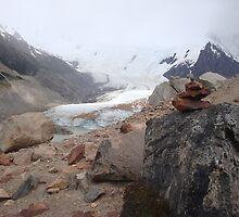 Glazier - Fitzroy Ranges, Argentina by StarsBazaar