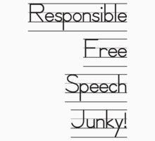 Responsible Speech Junky  by YasLalu