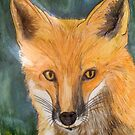 Foxy II by Alexandra Felgate