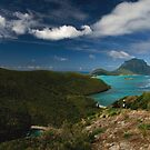 Lord Howe Island Panorama by TimC