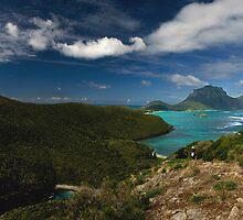 Lord Howe Island Panorama by TimC