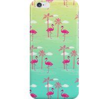 Flamingo Pattern iPhone Case/Skin