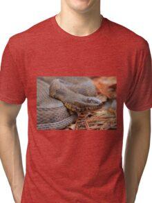 Water Snake Tri-blend T-Shirt