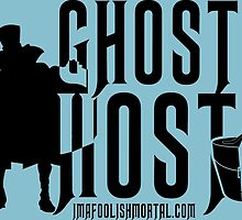 Ghost Host by Topher Adam by TopherAdam