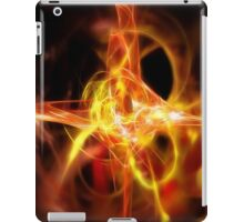 Creature 2 Gold Red iPad Case/Skin
