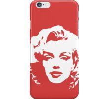 Marilyn iPhone Case/Skin