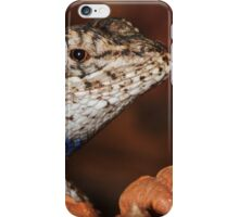 Fence Lizard iPhone Case/Skin