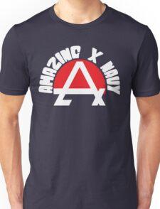Amazing X Navy Unisex T-Shirt
