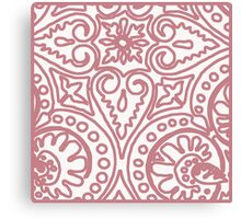 Dulce Blush Canvas Print