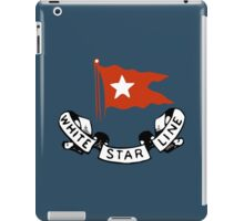 White Star Line (Titanic) iPad Case/Skin