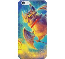 Ikou the Cute Bat iPhone Case/Skin