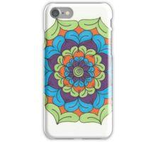 Mandala Drawing #5 Original Design by TAM iPhone Case/Skin