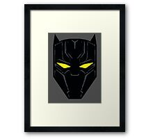The Panther Strikes Framed Print