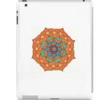 Mandala Drawing #8 Original Design by TAM iPad Case/Skin
