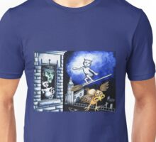 Halloween joyrider Unisex T-Shirt