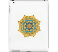 Mandala Drawing #9 Original Design by TAM iPad Case/Skin