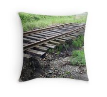 Wash out  Throw Pillow