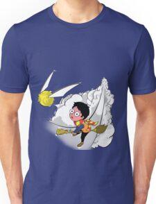 Golden Harry Unisex T-Shirt
