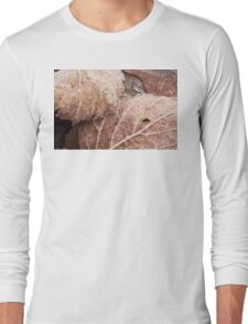 Frosted Decay Long Sleeve T-Shirt