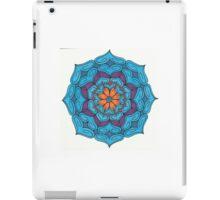 Mandala Drawing #11 Original Design by TAM iPad Case/Skin