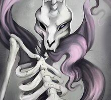 Unicorn bones  by Paintingpixel