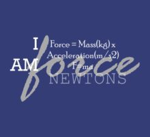 I AM Force by JMLcrazy