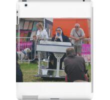 "The ""Singing"" Nun iPad Case/Skin"