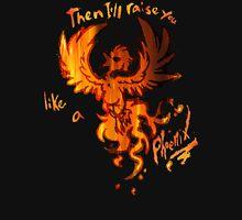 Fall Out Boy - The Phoenix - Then I'll Raise You Like A Phoenix T-Shirt
