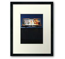 GTA V Framed Print