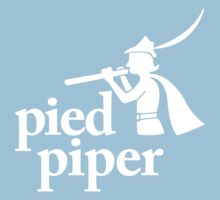 Pied Piper (Version 2) Baby Tee