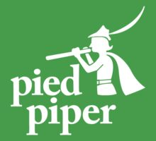 Pied Piper (Version 2) Kids Tee