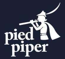 Pied Piper (Version 2) Kids Tee