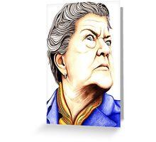 Strong Women characters of Coronation Street : Ena Sharples 390 views Greeting Card