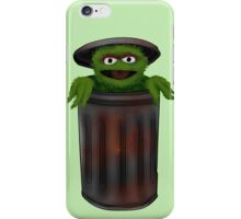 Such Grouch so much Can iPhone Case/Skin