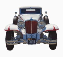1929 Cord 6-29 Cabriolet Antique Car Kids Clothes
