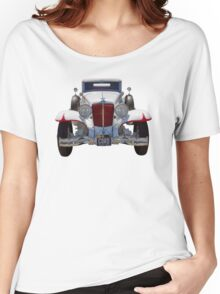 1929 Cord 6-29 Cabriolet Antique Car Women's Relaxed Fit T-Shirt