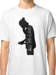 Harry Silhouette Classic T-Shirt